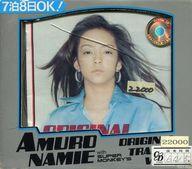 安室奈美恵 with SUPER MONKEY'S / ORIGINAL TRACKS Vol.1(状態:レンタル落ち、ポスター欠品、歌詞カードのホチキスに赤錆有り)