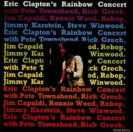 エリック・クラプトン / レインボウ・コンサート(廃盤)