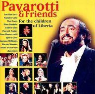パヴァロッティ&フレンズ98~リベリアの子供たちのために