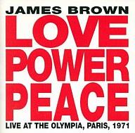 ジェイムス・ブラウン/ライヴ・イン・パリ'71