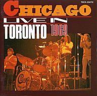 シカゴ / ライブ・イン・トロント1969(廃盤)