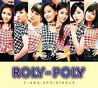T-ARA / Roly-Poly(Japanese Ver.)[初回限定盤B](トレカ欠け)