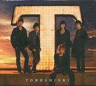 東方神起 / T[DVD付通常盤](状態:DVD-DISC.2欠品)