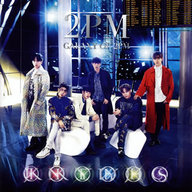 2PM / GALAXY OF 2PM[通常盤]