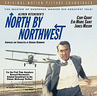 「北北西に進路をとれ」オリジナル・サウンドトラック