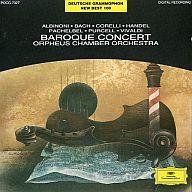 オルフェウス室内管弦楽団 / パッハベルのカノン/バロック管弦楽名曲集(廃盤)