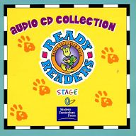Ready Readers Audio CD Collection Stage 0