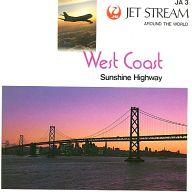 JET STREAM Around the World(3) ウェストコースト サンシャイン・ハイウェイ