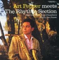 アート・ペッパー / アート・ペッパー・ミーツ・ザ・リズム・セクション+1(限定盤)