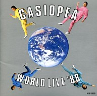 CASIOPEA / WORLD LIVE '88(廃盤)
