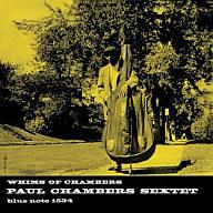 ポール・チェンバース / ウィムス・オブ・チェンバース[限定版]