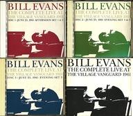 ビル・エヴァンス / コンプリート・ライヴ・アット・ザ・ヴィレッジ・ヴァンガード 1961(状態:収納BOX欠品)