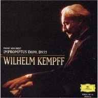 ケンプ(ヴィルヘルム) / シューベルト:4つの即興曲 D899(限定盤)