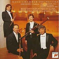 水戸室内管弦楽団 / モーツァルト/R.シュトラウス:木管楽器のための協奏曲集