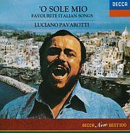 パヴァロッティ(ルチアーノ) / オ・ソレ・ミオ~イタリア民謡集