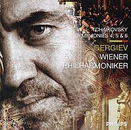 ゲルギエフ(ワレリー) / チャイコフスキー:後期交響曲集 第4番・第5番・第6番<<悲愴>>