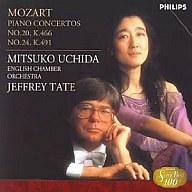 内田光子 / モーツァルト:ピアノ協奏曲第20番ニ短調 K.466
