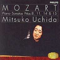 内田光子 / モーツァルト:ピアノ・ソナタ第8番イ短調 K.310