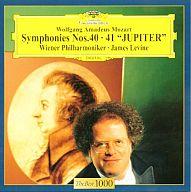 レヴァイン / モーツァルト:交響曲第40番・41番<<ジュピター>>