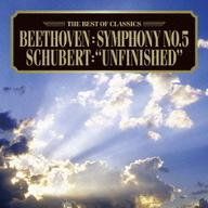 オムニバス(クラシック) / ベートーヴェン:交響曲第5番<<運命>>、シューベルト:交響曲第8番<<未完成>>