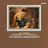 スメタナ四重奏団 / モーツァルト:弦楽四重奏曲第15番、第16番