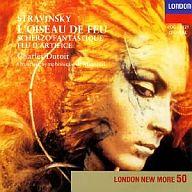 デュトワ/ストラヴィンスキー:バレエ音楽「火の鳥」全曲