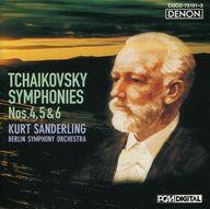 ザンデルリンク/チャイコフスキー:交響曲第4番・第5番・第6番「悲愴」