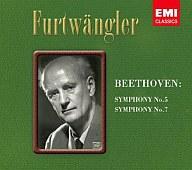 ヴィルヘルム・フルトヴェングラー/ベートーヴェン: 交響曲第5番 運命&第7番[限定版]