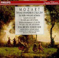 アイオナ・ブラウン(ヴァイオリンと指揮) /  モーツァルト:協奏交響曲K・364 [限定版]