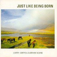 ラリー・コリエル&ブライアン・キーン(ギター)/ビーイング・ボーン