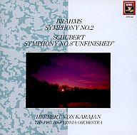 ランクB) カラヤン指揮 フィルハーモニア管弦楽団 / シューベルト 未完成