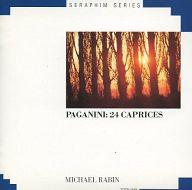 マイケル・レビン(ヴァイオリン) / SERAPHIM SERIES パガニーニ:24のカプリース
