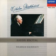 ヴィルヘルム・バックハウス(ピアノ) / バックハウス・ハイドン・リサイタル