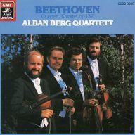 ランクB) ウィーン・アルバン・ベルク四重奏団 / ベートーヴェン:弦楽四重奏曲第15番