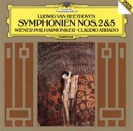 クラウディオ・アバド / ベートーヴェン:交響曲第2番&第5番「運命」
