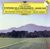 クラウディオ・アバド / シューベルト:交響曲第8番「未完成」、他