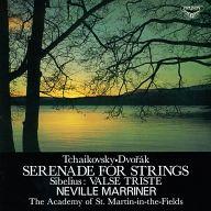 ネヴィル・マリナー(指揮) アカデミー室内管弦楽団/チャイコフスキー/ドヴォルザーク:弦楽のためのセレナード