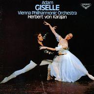 ヘルベルト・フォン・カラヤン指揮/アダン:バレエ音楽「ジゼル」全曲