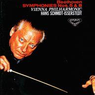 ハンス・シュミット・イッセルシュテット(指揮) ウィーン・フィルハーモニー管弦楽団/ベートヴェン:交響曲第5番「運命」/第8番