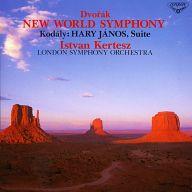 イシュトヴァン・ケルテス指揮 ロンドン交響楽団 / ドヴォルザーク:「新世界から」 他