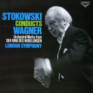 レオポルド・ストコフスキー指揮 ロンドン交響楽団 / ワルキューレの騎行 ストコフスキー ワーグナー名演集