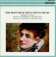 ロベルト・シュトルツ指揮 ウィーン交響楽団 ベルリン交響楽団 / ウィンナ・ワルツ名曲集