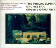 オーマンディ(指揮) フィラデルフィア管弦楽団 / 「展覧会の絵」「シェエラザード」 他