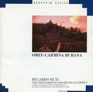 リッカルド・ムーティ(指揮) フィルハーモニア管弦楽団 / SERAPHIM SIRIES オルフ 世俗カンタータ「カルミナ・ブラーナ」