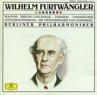ヴィルヘルム・フルトヴェングラー指揮 ベルリン・フィルハーモニー管弦楽団 / ワーグナー:管弦楽曲集