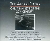 オムニバス / アート・オブ・ピアノ -20世紀の偉大なピアニストたち-(状態:ケース状態難)