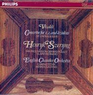 ヘンリック・シェリングバイオリン指揮 イギリス室内管弦楽団 他 / ヴィヴァルディ:協奏曲集「調和の幻想」作品3