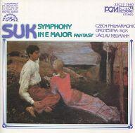 ヨセフ・スーク ヴァーツラフ・ノイマン指揮 他 / スーク:交響曲ホ長調、他