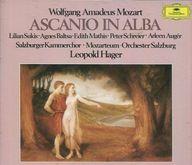 レオポルト・ハーガー(指揮) ザルツブルク・モーツァルテウム管弦楽団 他 / モーツァルト:「アルバのアスカーニョ」全曲