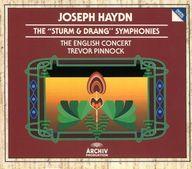 トレヴァー・ピノック イングリッシュ・コンサート / ハイドン:「疾風怒濤期」の交響曲